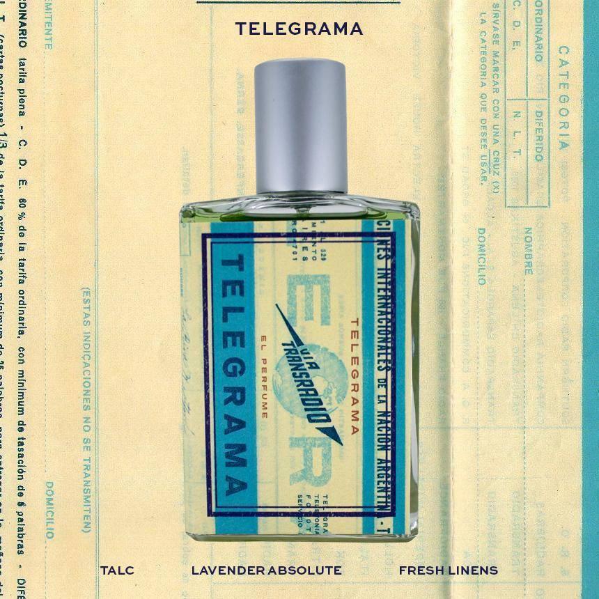 imaginary authors telegrama