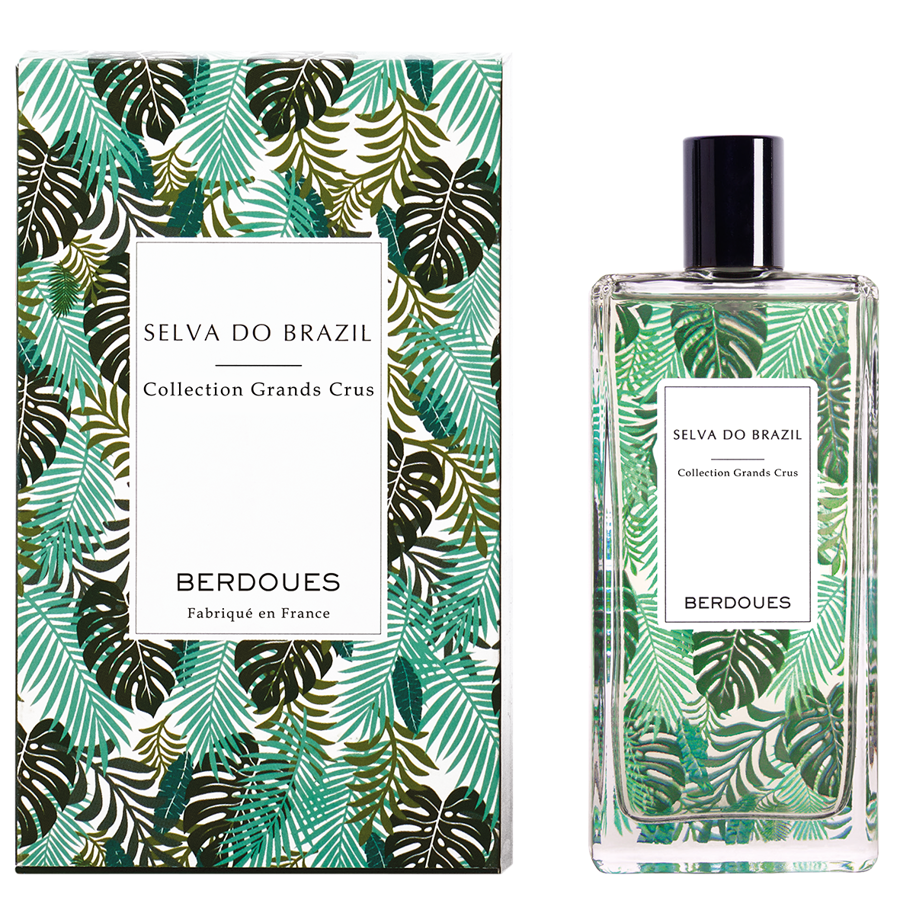 berdoues collection grands crus - selva do brazil