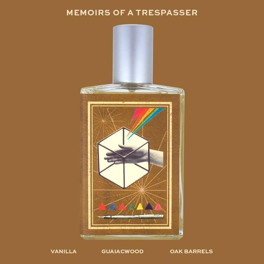 imaginary authors memoirs of a trespasser
